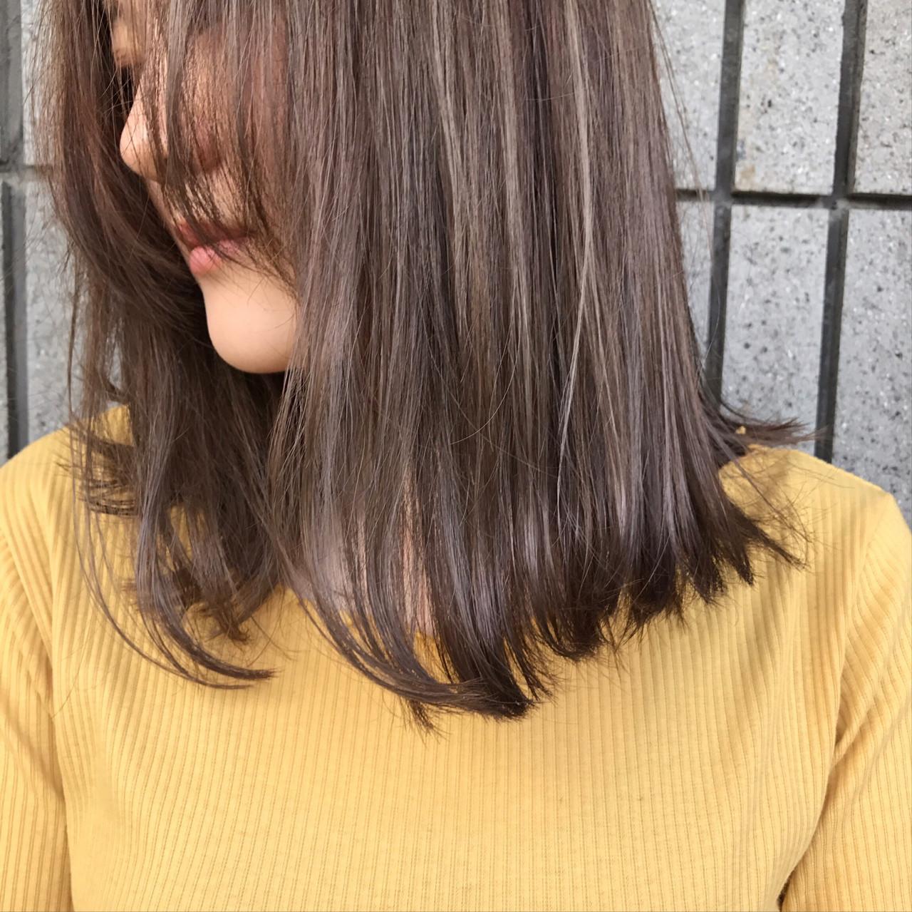 ストリート 外国人風カラー 切りっぱなし 秋 ヘアスタイルや髪型の写真・画像 | 中山俊一 / valucetiri