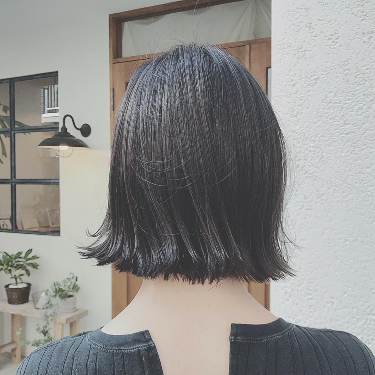 フェミニン オフィス デート ショート ヘアスタイルや髪型の写真・画像 | 浦川由起江 / nanon