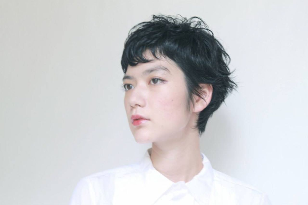 好印象美人になれる♪黒髪ショートのヘアスタイル集 ナカワタセ マサミチ / Michel