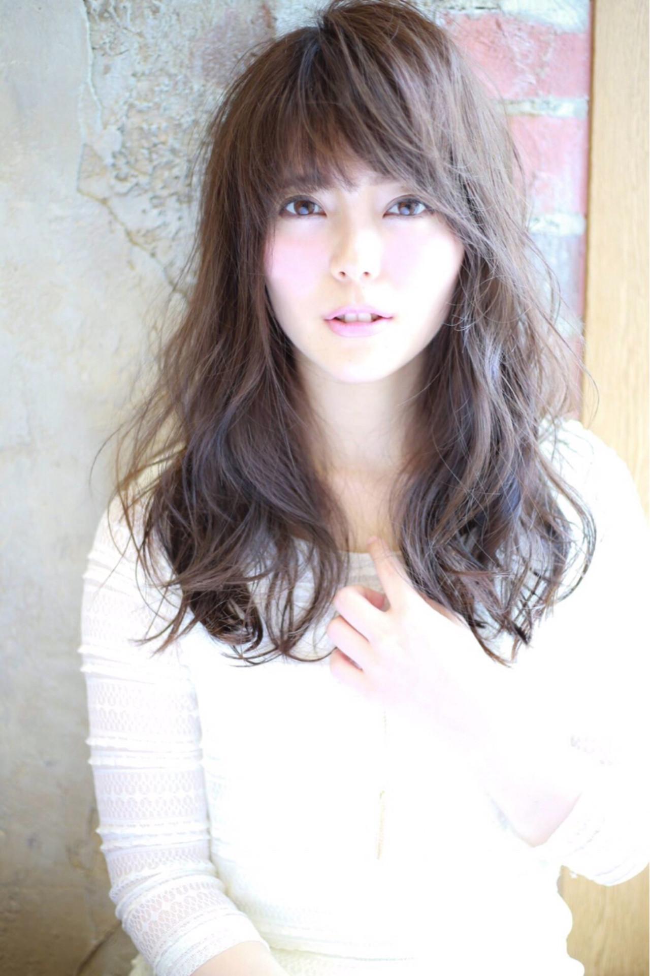 愛され 大人かわいい コンサバ 秋 ヘアスタイルや髪型の写真・画像 | 山田 あかり /