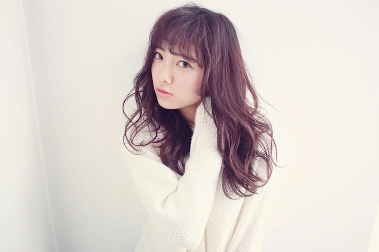 ゆるふわ ヘアアレンジ フェミニン ロング ヘアスタイルや髪型の写真・画像   miki /