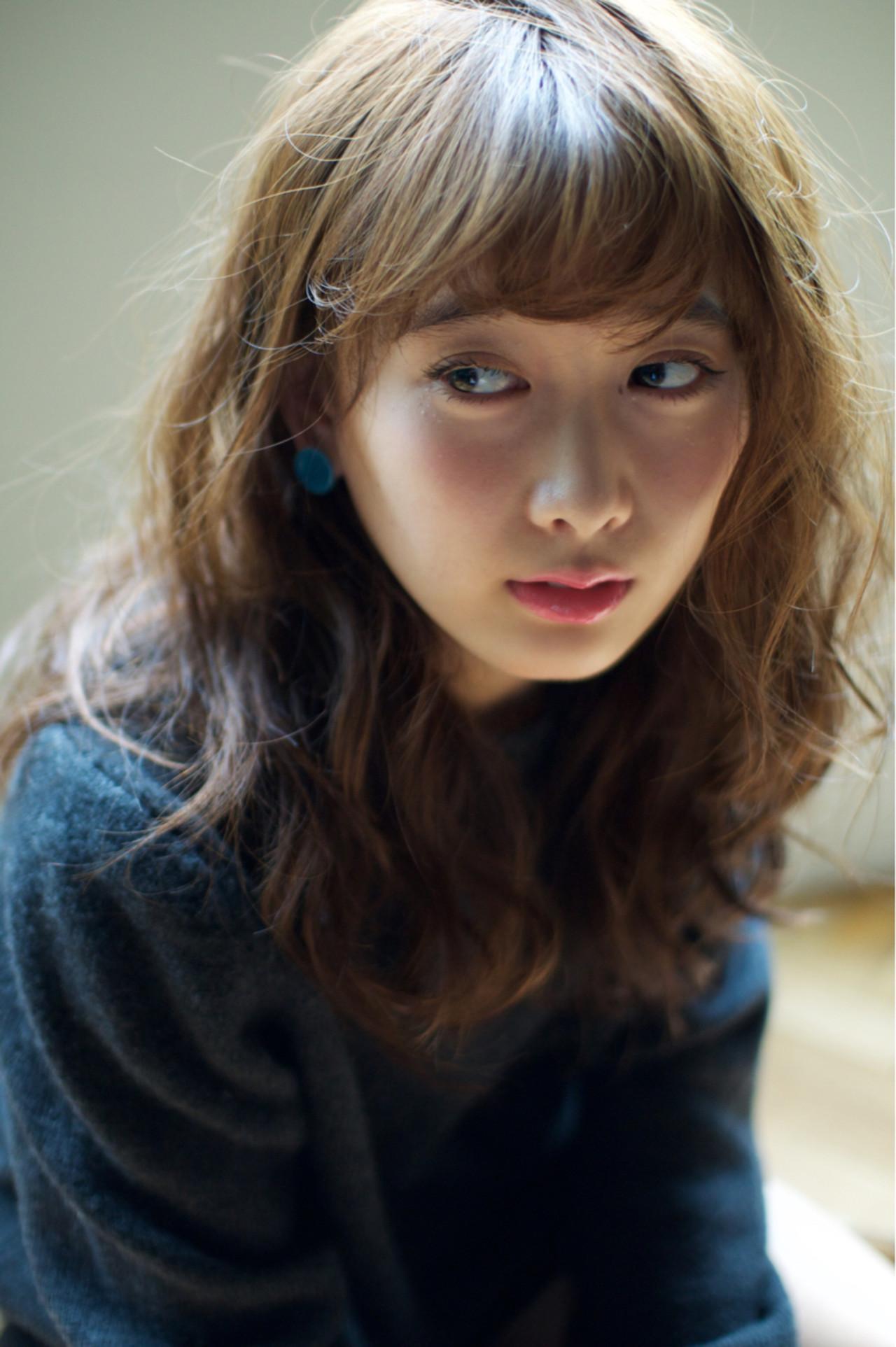 モテを呼び込む前髪パーマ。忙しい朝とはおさらば☆ YUKINA / HOMIE TOKYO