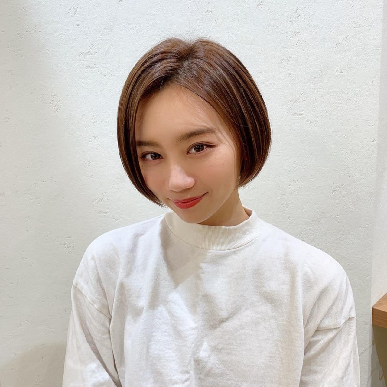 ハンサムショート ショート ショートヘア ショートボブ ヘアスタイルや髪型の写真・画像 | 山口 健太 / Lond ange