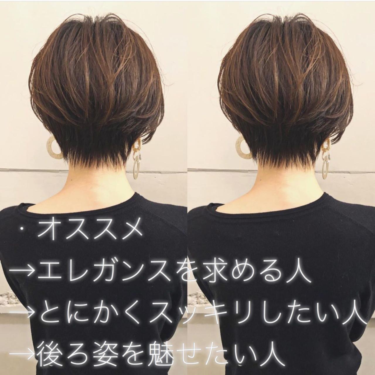 ショートボブ ミニボブ ショート ショートヘア ヘアスタイルや髪型の写真・画像   カネコミキヒロ / Neolive aim 横浜西口店
