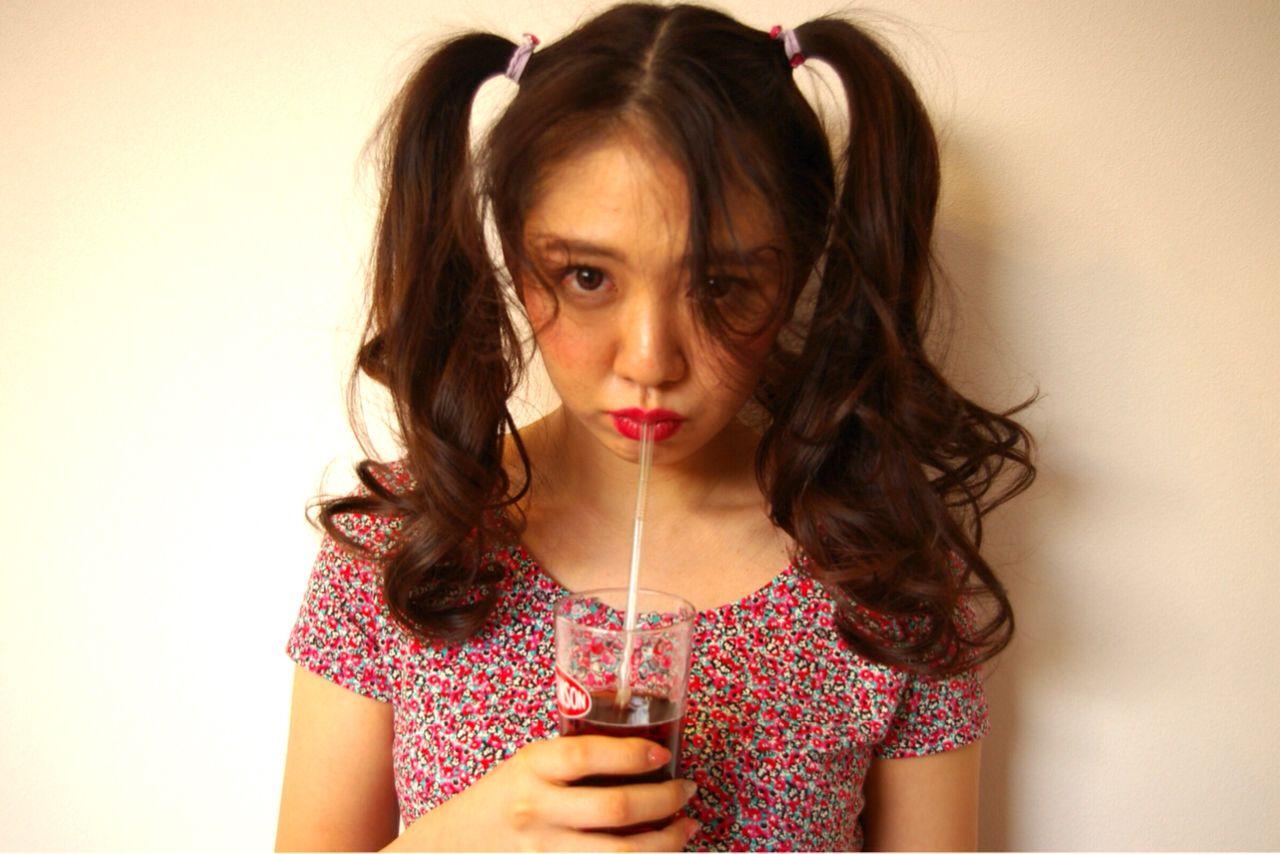 「幼いね」なんて言わせない。大人になった今だからやりたい #大人ツインテール Ai Takeya