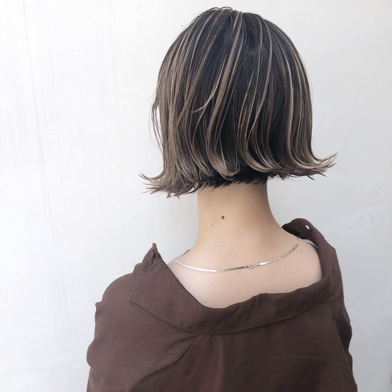 パーマ 外国人風カラー グレージュ アンニュイほつれヘアヘアスタイルや髪型の写真・画像