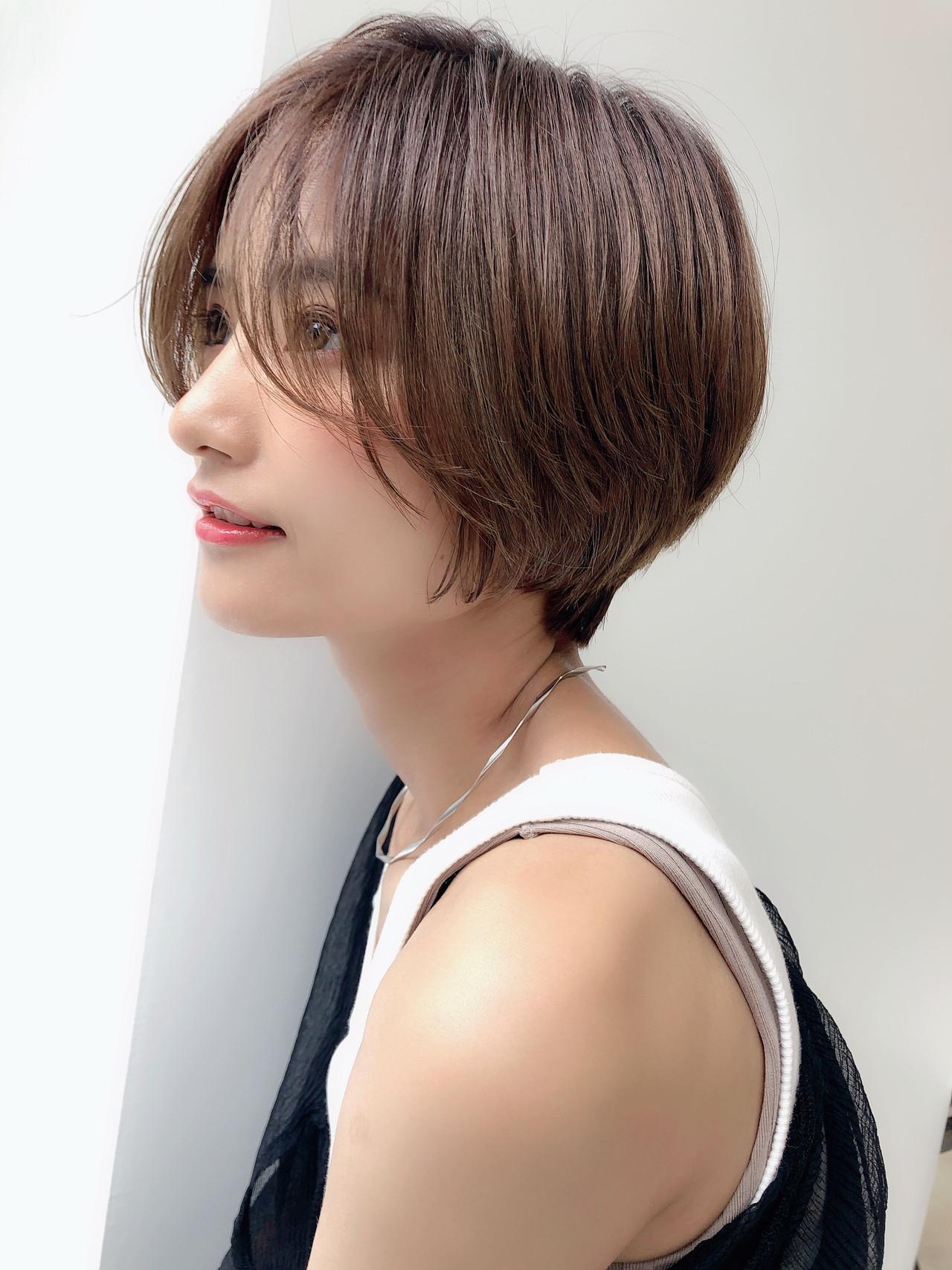 デート パーマ アウトドア オフィス ヘアスタイルや髪型の写真・画像 | 北村 亮 / Lano by HAIR