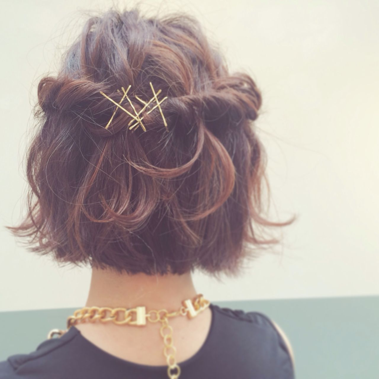 how to use hair pins youtube