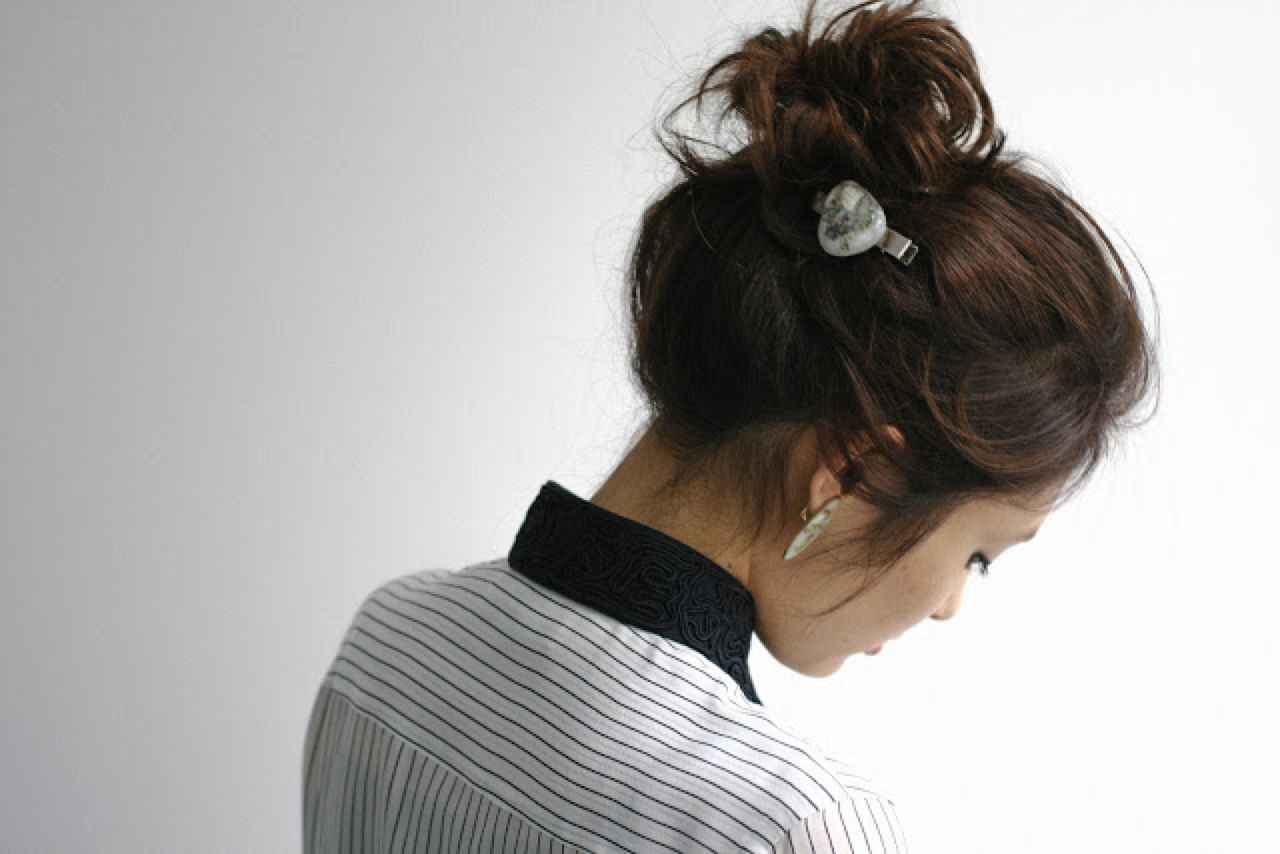 ママさんだってオシャレしたい!忙しくてもできるヘアスタイル・アレンジ特集☆ 石川 琴允