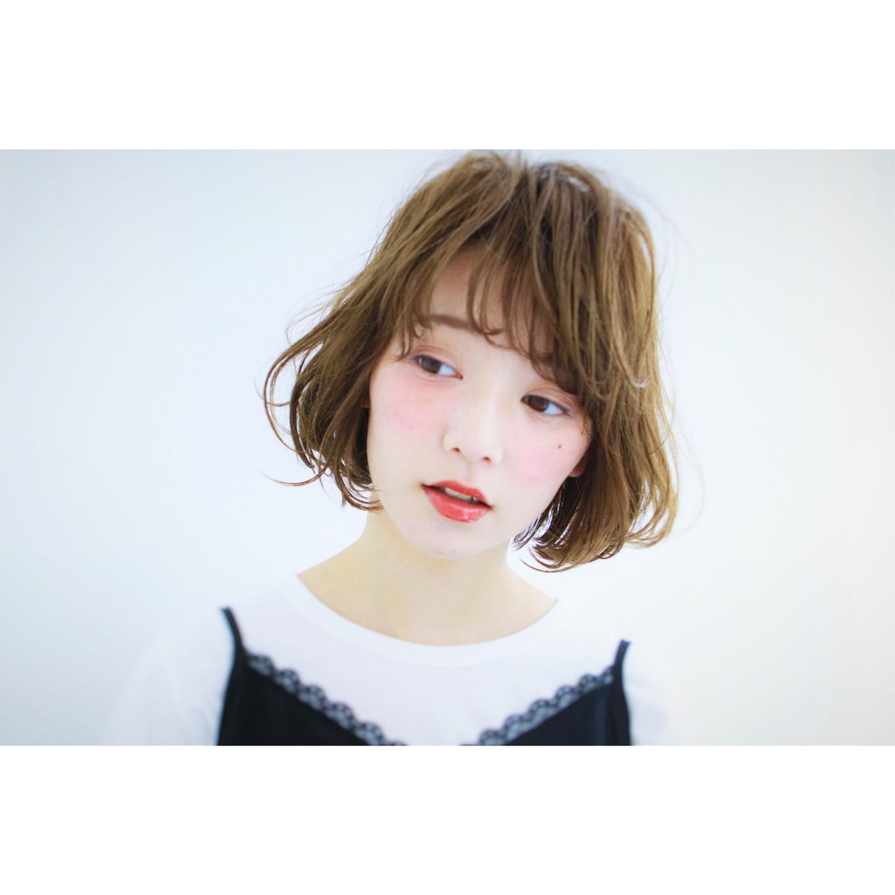 """永遠の愛されヘア!""""ワンカールボブ""""♡ Asuka Suzuki"""