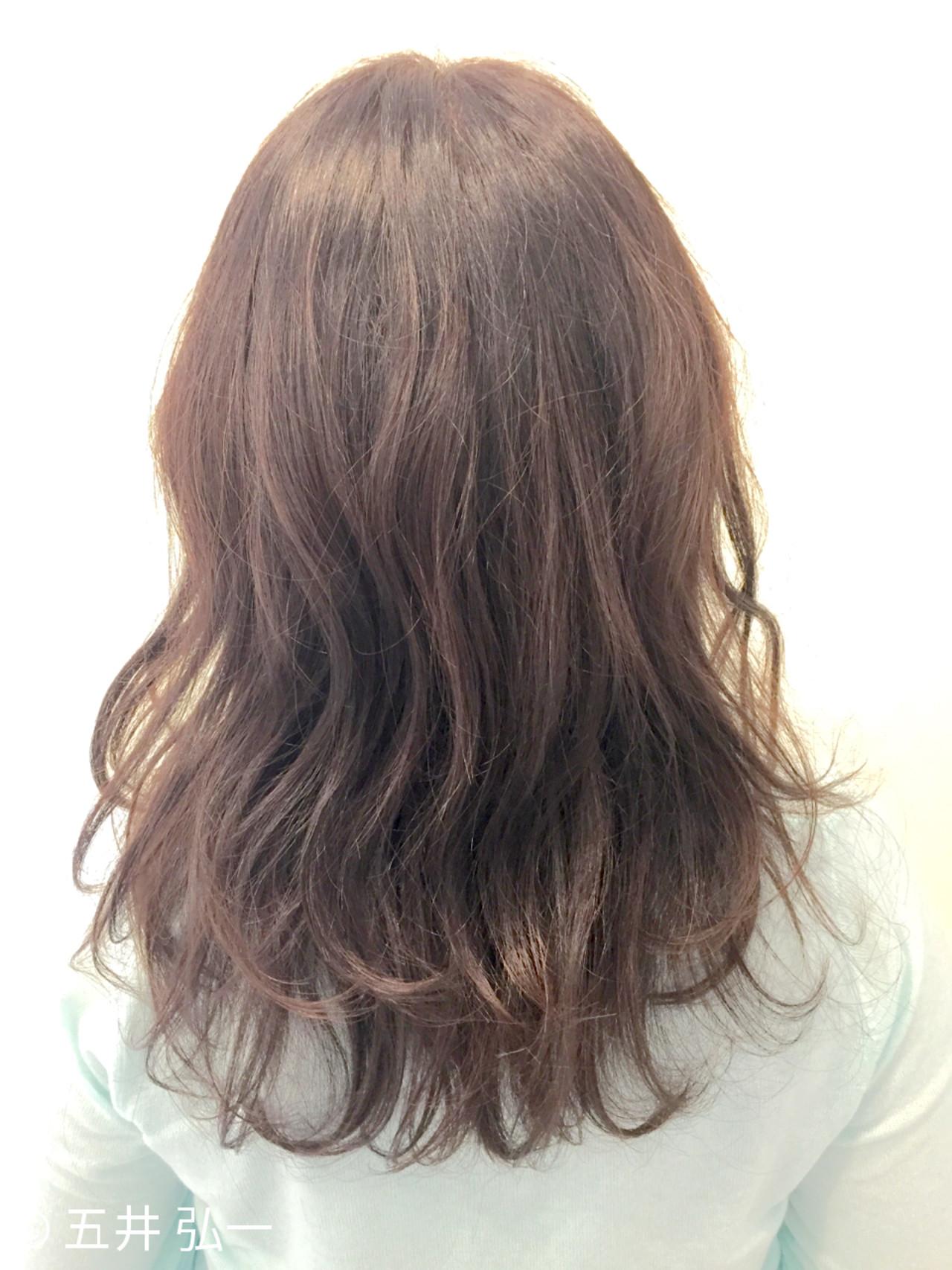 外国人風 ストリート ローライト ブラウン ヘアスタイルや髪型の写真・画像 | 五井 弘一/札幌 / ネオンズ 札幌駅JR55ビル店