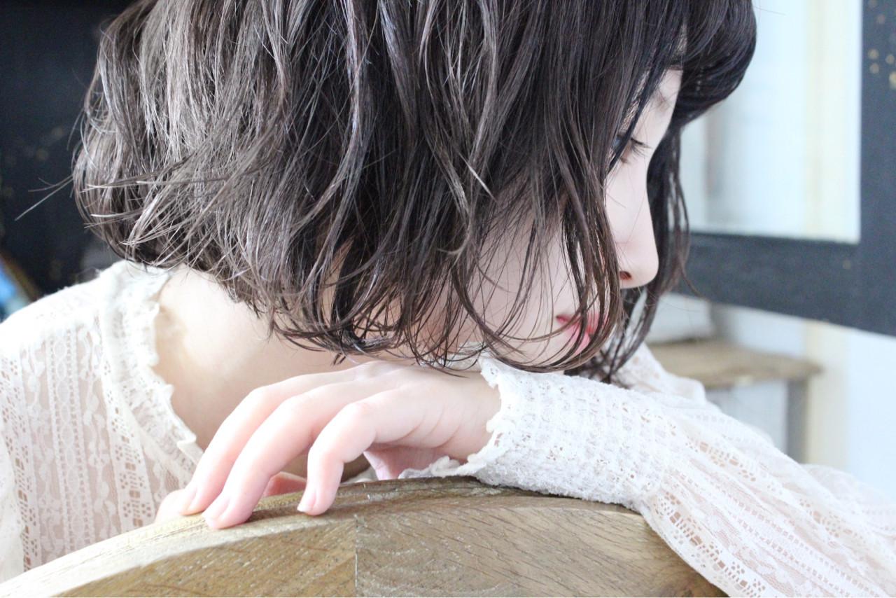 抜け感 色気 こなれ感 外国人風 ヘアスタイルや髪型の写真・画像 | 上田智久 / ooit 福岡 天神 / ooit