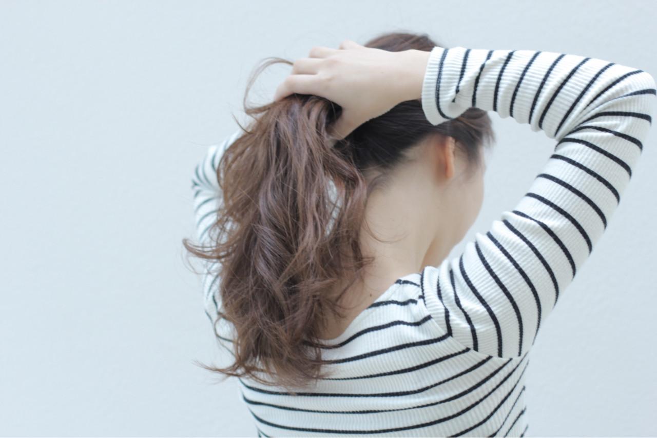 ラベンダー ハイライト ラベンダーアッシュ ヘアアレンジ ヘアスタイルや髪型の写真・画像 | 三大寺 慶悟 / CHEST KOBE