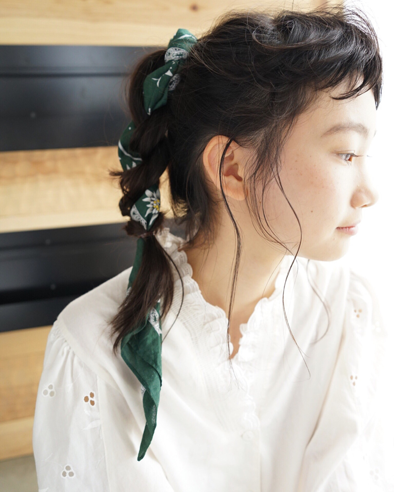 [詳しい方法付き]毎日をオシャレに飾りたい!誰でもできる簡単ヘアアレンジ特集 出典:佐野 正人 / nanuk