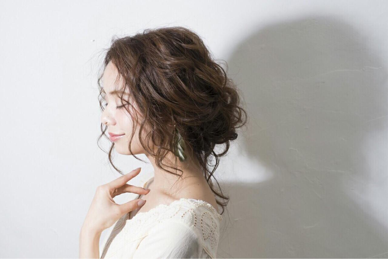 大人かわいい ゆるふわ 外国人風 ロング ヘアスタイルや髪型の写真・画像 | 田中 紗貴 /