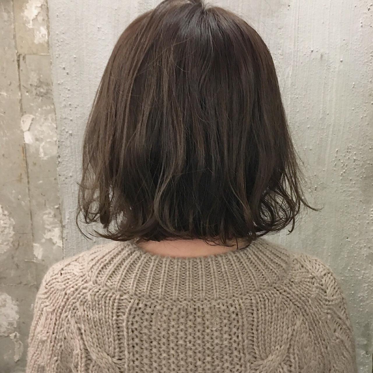 オフィス バレンタイン 謝恩会 ボブヘアスタイルや髪型の写真・画像