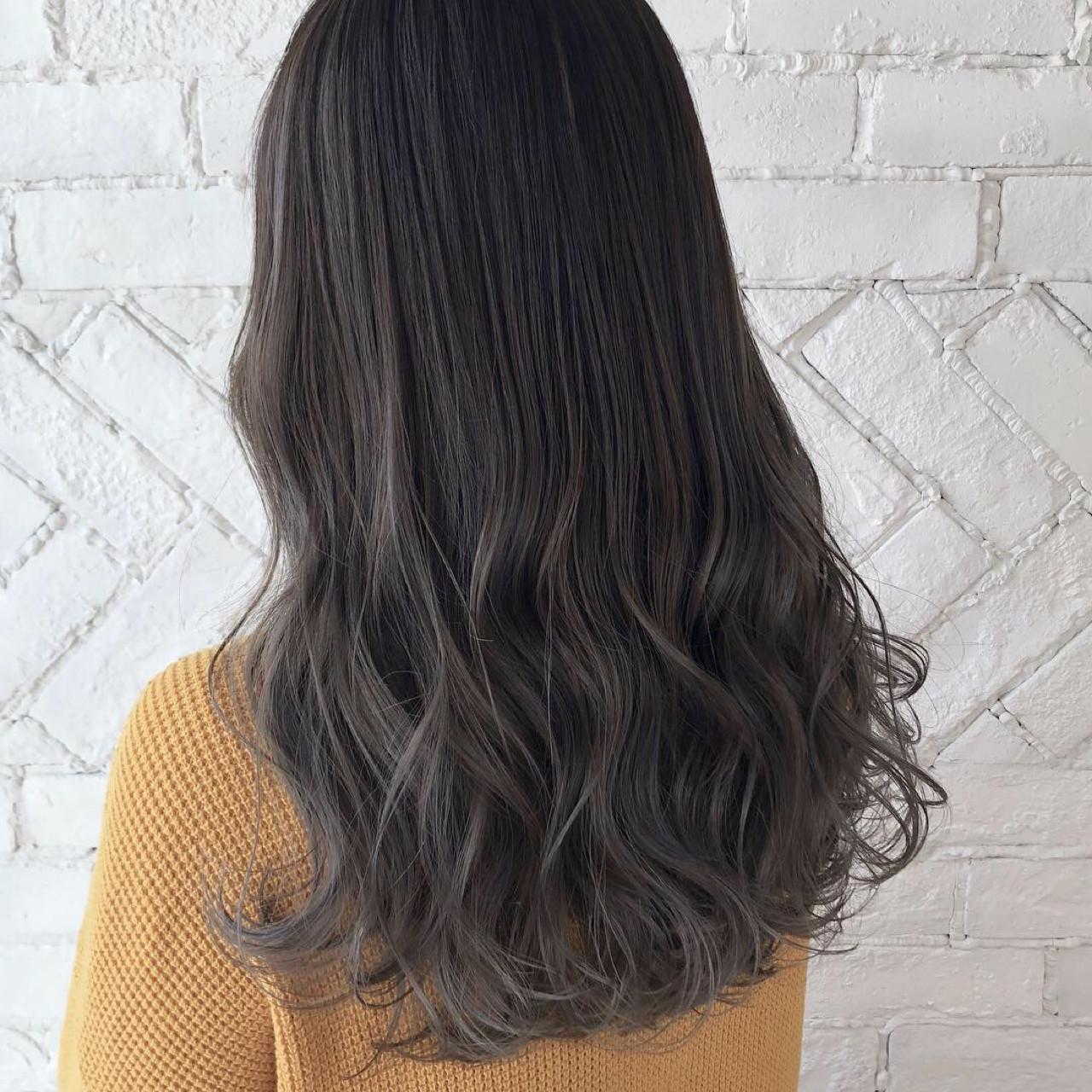 グレージュ 外国人風カラー ハイトーン アンニュイ ヘアスタイルや髪型の写真・画像 | takuya / mlife