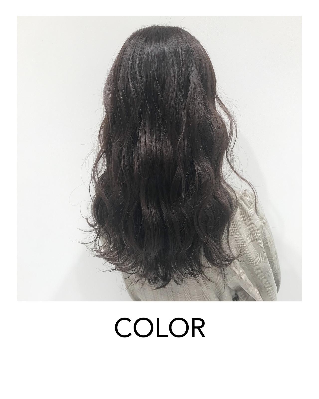 ヘアアレンジ 卒業式 セミロング イメチェン ヘアスタイルや髪型の写真・画像 | ISSEI_TAKASHIMA / OREO.coco