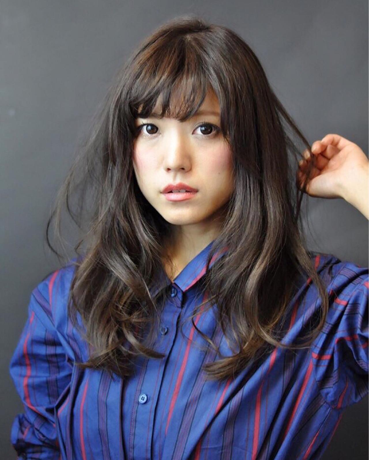 フェミニン 外国人風カラー 大人かわいい アッシュ ヘアスタイルや髪型の写真・画像 | Marika Yoshioka /