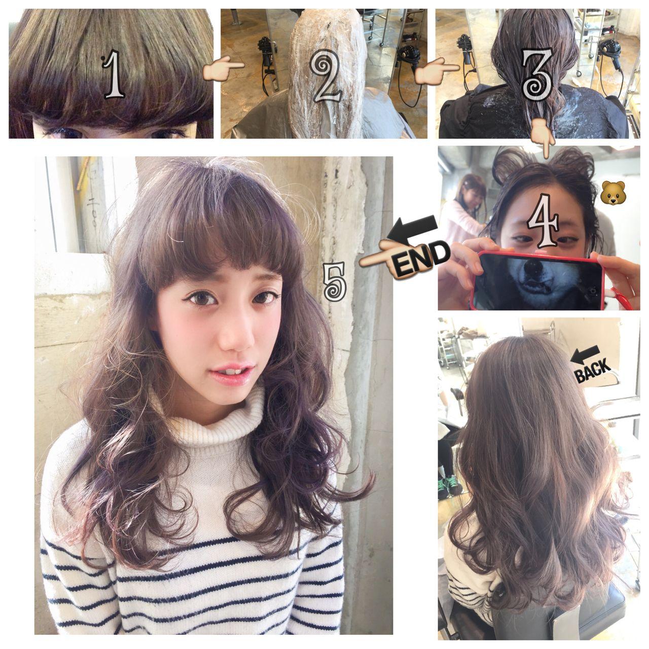 外国人風 簡単ヘアアレンジ パンク ロング ヘアスタイルや髪型の写真・画像   【SHIMA】モチナガヤスヒロ / SHIMA daikanyama