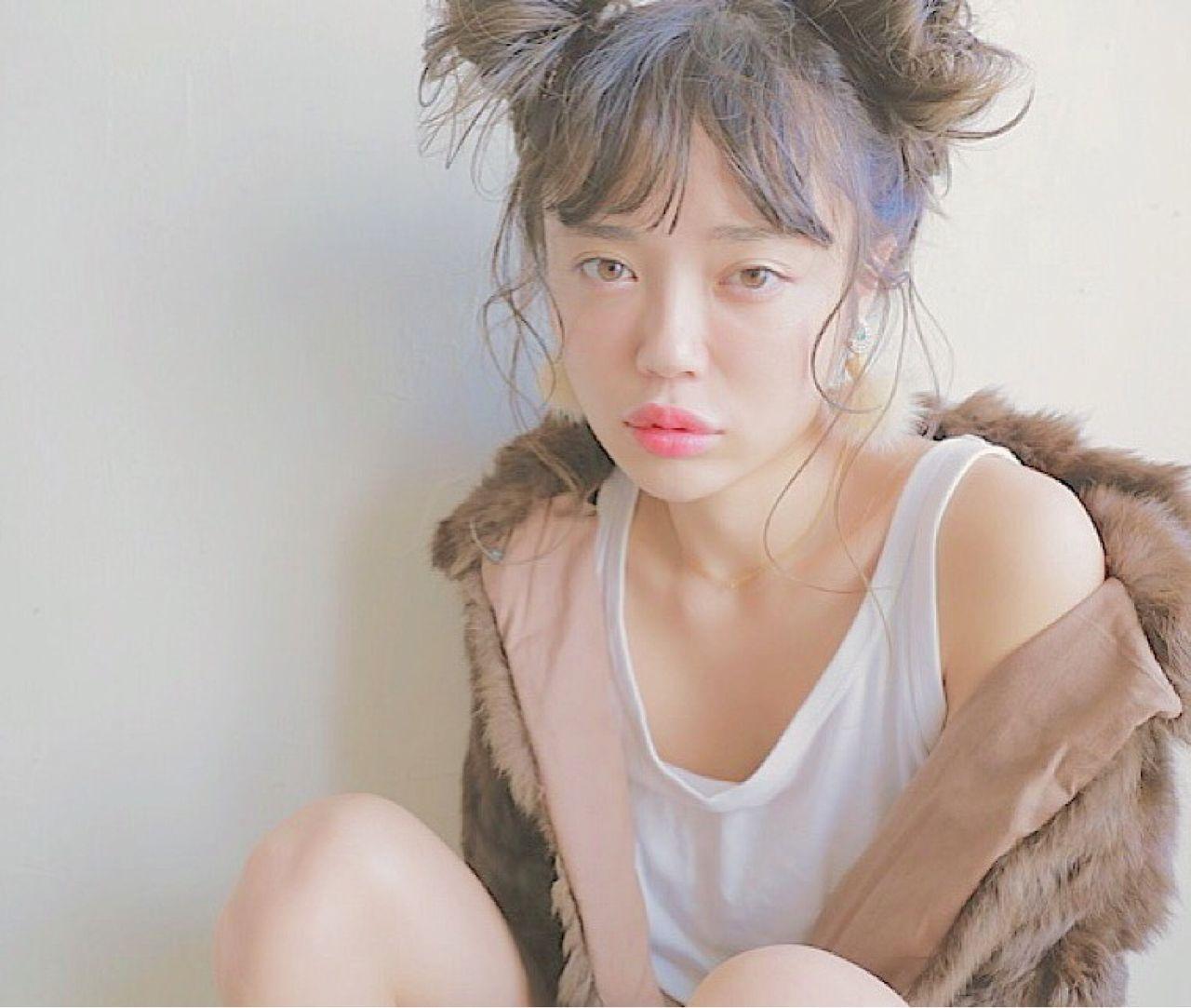 外国人風 愛され モテ髪 大人かわいい ヘアスタイルや髪型の写真・画像   米澤 香央里 / SYAN