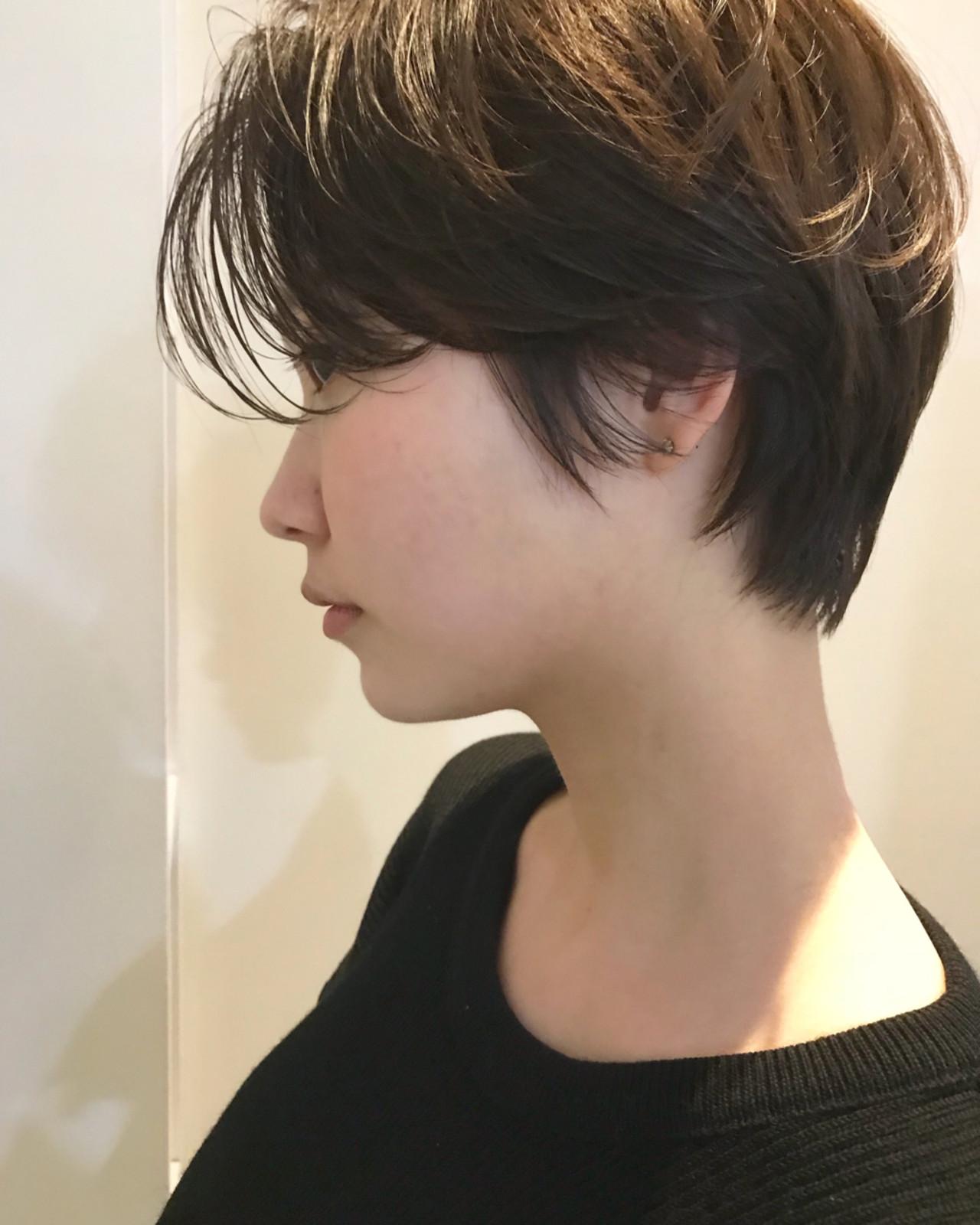 小顔 ナチュラル 簡単ヘアアレンジ 大人かわいい ヘアスタイルや髪型の写真・画像 | 前田賢太 HOULe 表参道 / HOULe