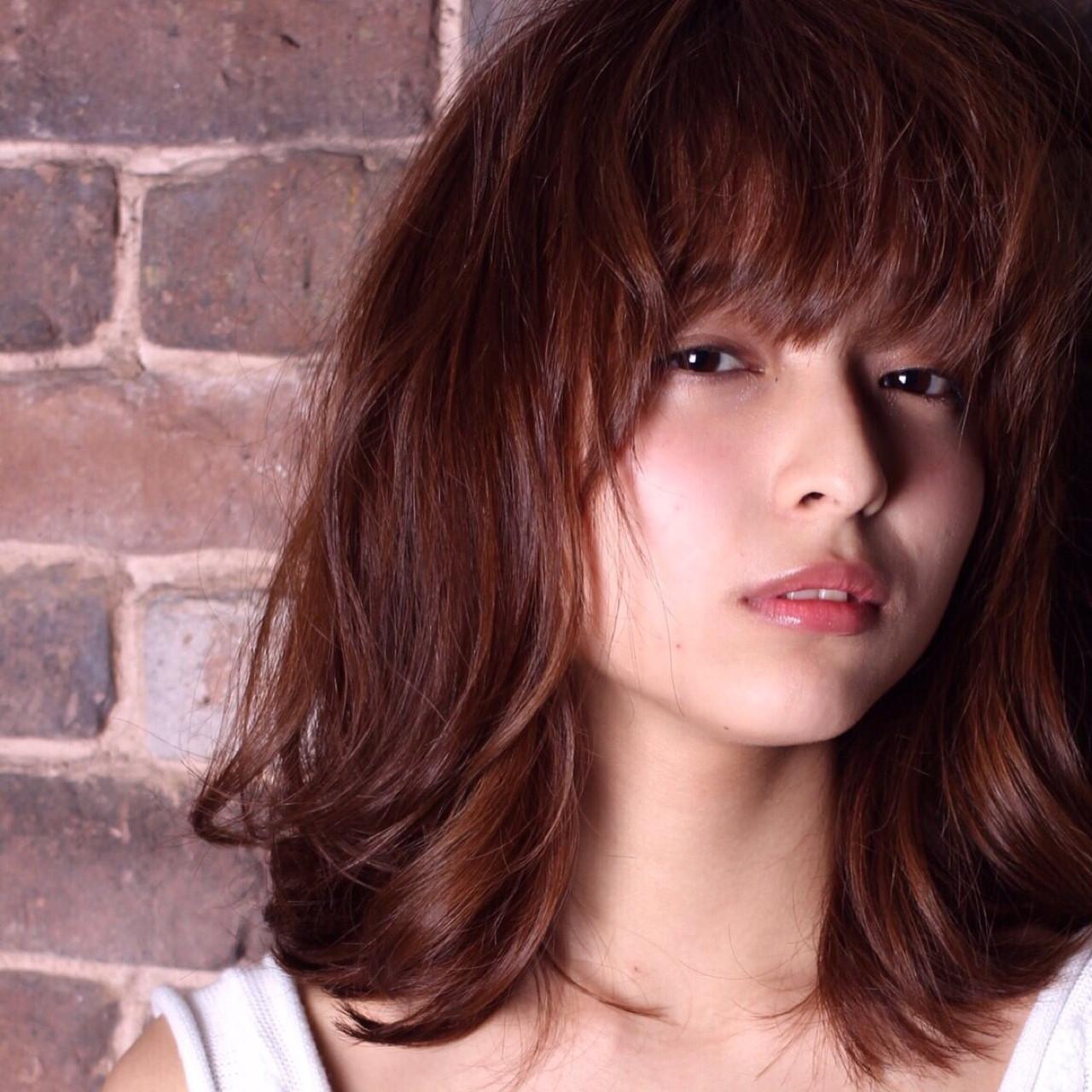 アッシュ 前髪あり 大人かわいい 透明感 ヘアスタイルや髪型の写真・画像 | ホンダ ワタル/SORA / SORA