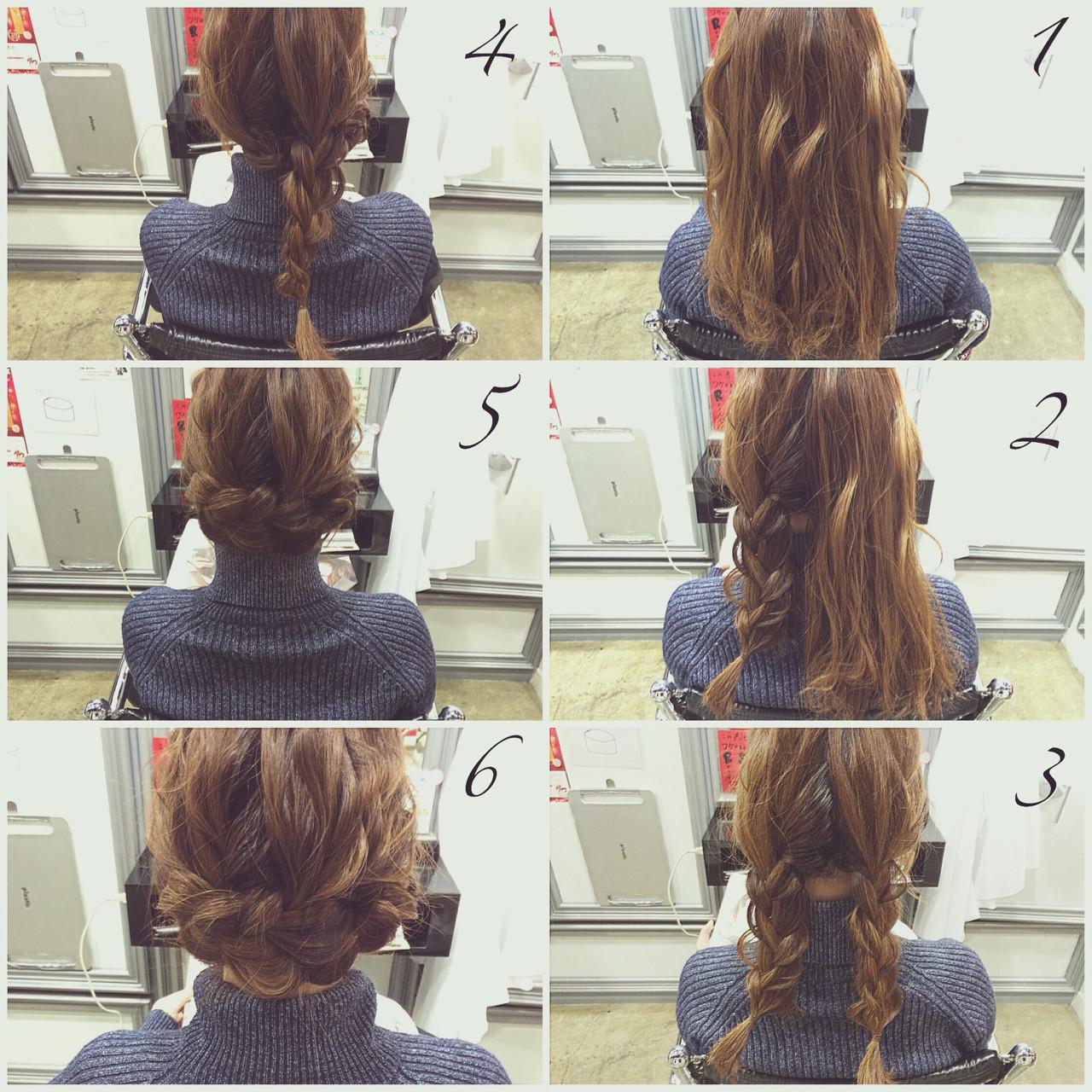 セルフで簡単ヘアアレンジ!成人式の二次会にオススメしたい髪型4選。 YUJI / plastic