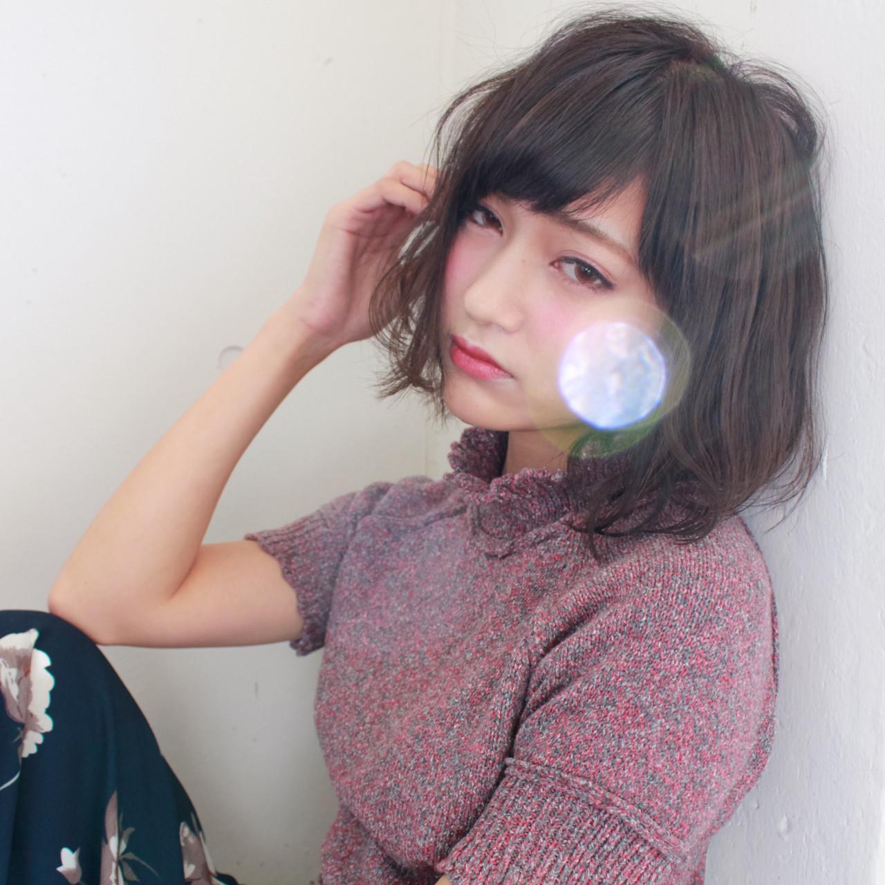 おフェロ 外国人風 ガーリー 前髪あり ヘアスタイルや髪型の写真・画像 | rejouirくさか / リジェール高辻店