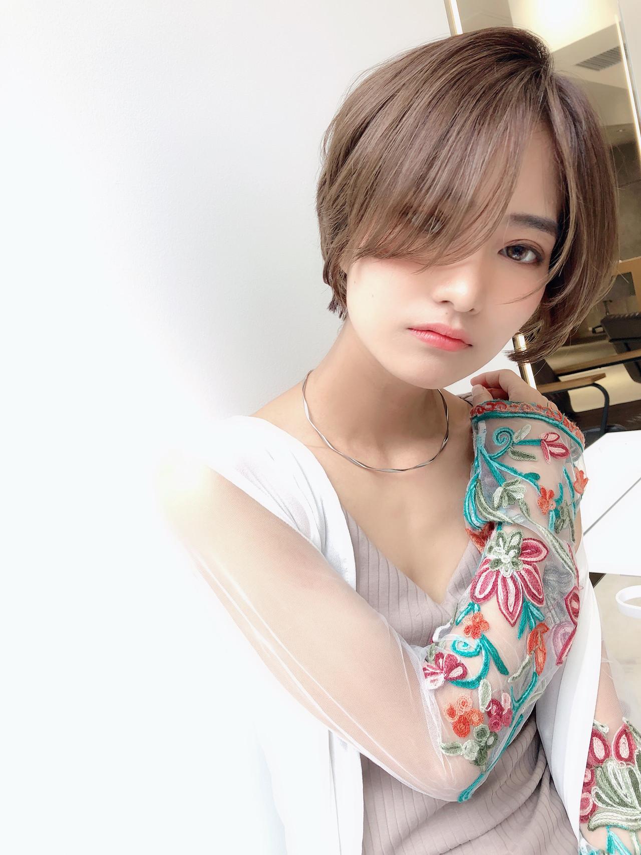 デート スポーツ ナチュラル オフィス ヘアスタイルや髪型の写真・画像 | 北村 亮 / Lano by HAIR