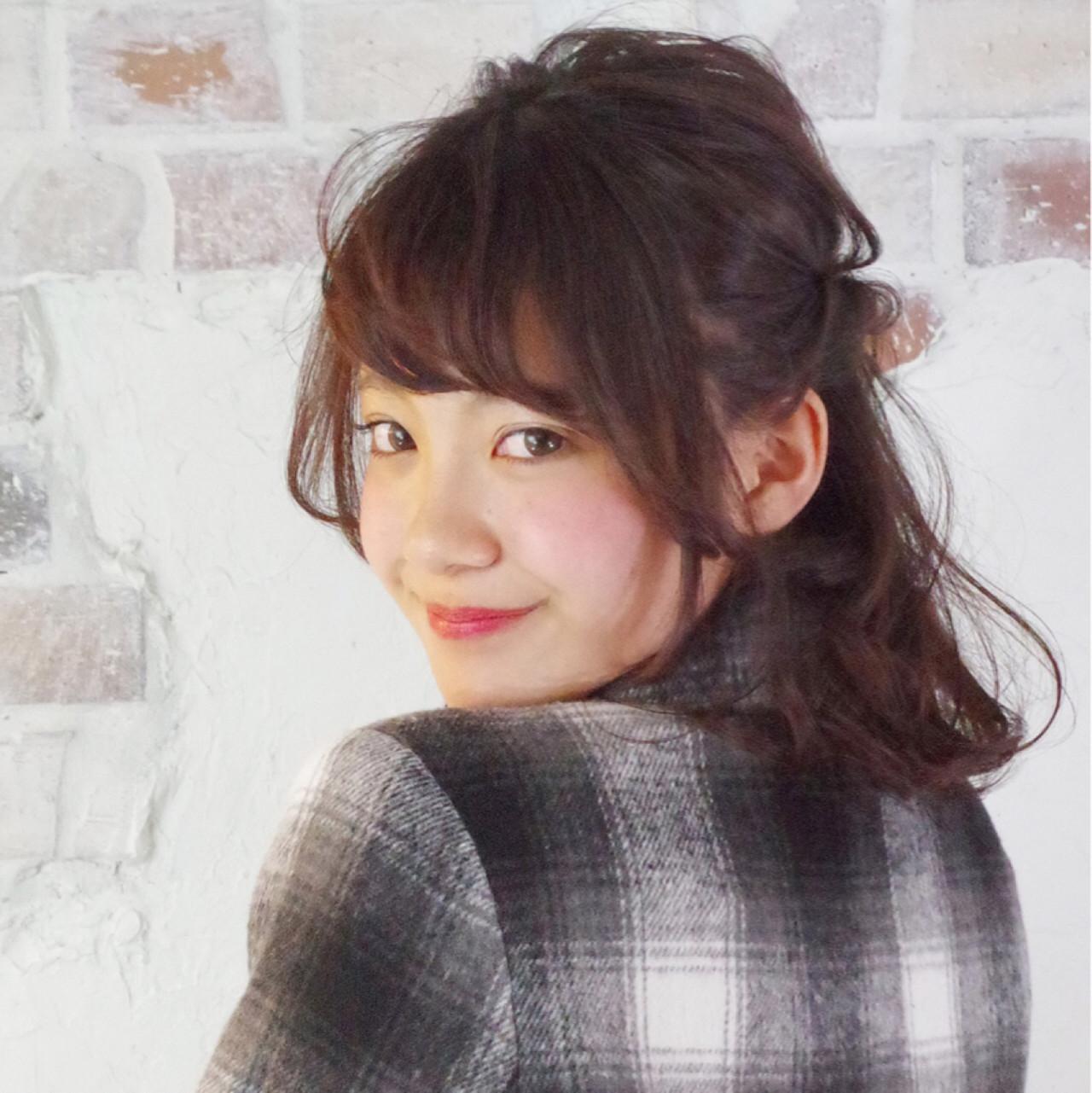 ガーリー ピュア ショート ボブ ヘアスタイルや髪型の写真・画像   西川 賢一 blast / blast
