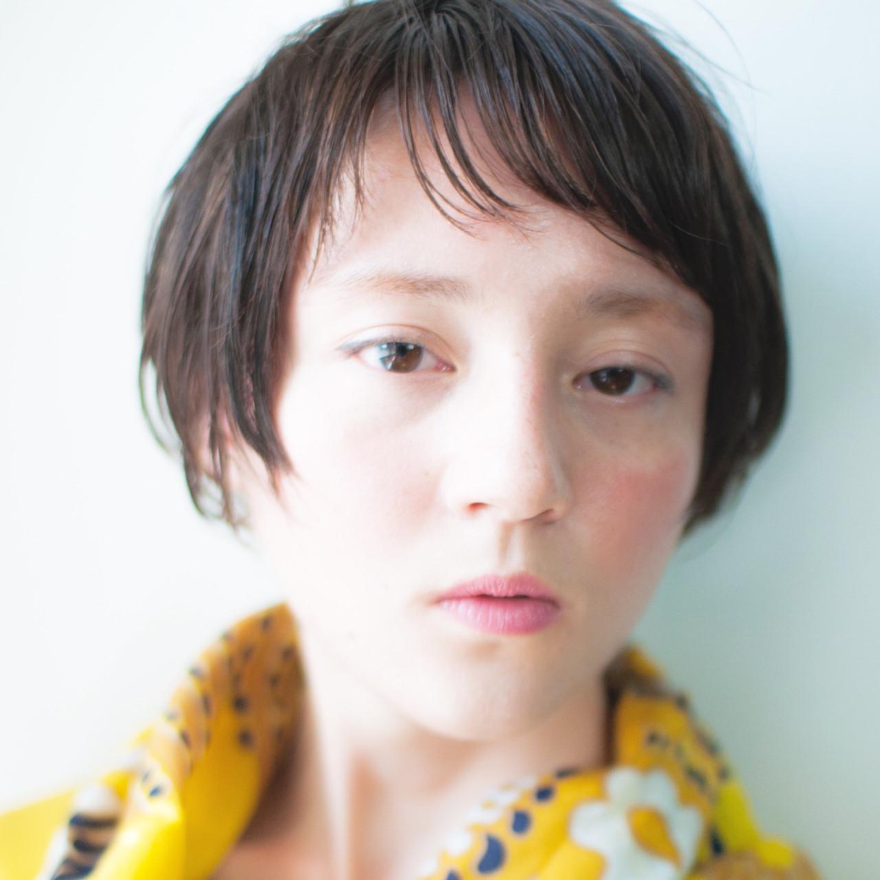 アンニュイ オフィス ゆるふわ 簡単ヘアアレンジ ヘアスタイルや髪型の写真・画像 | 力石サトシ HOMIE Tokyo /   HOMIE TOKYO