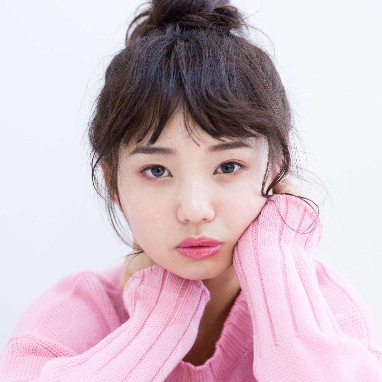 """ミディアムでもOK♡簡単かわいいアレンジなら""""おだんごヘア""""! 高木 ケイスケ"""