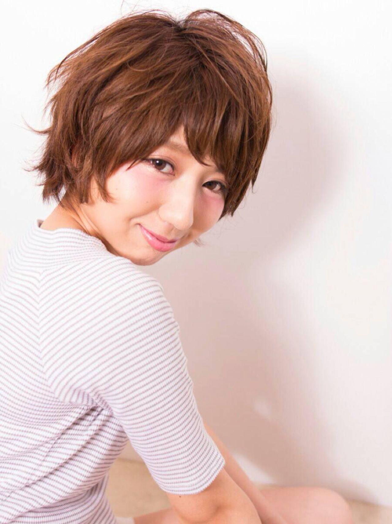 HAIR】太田 英里さんのヘアスタ...