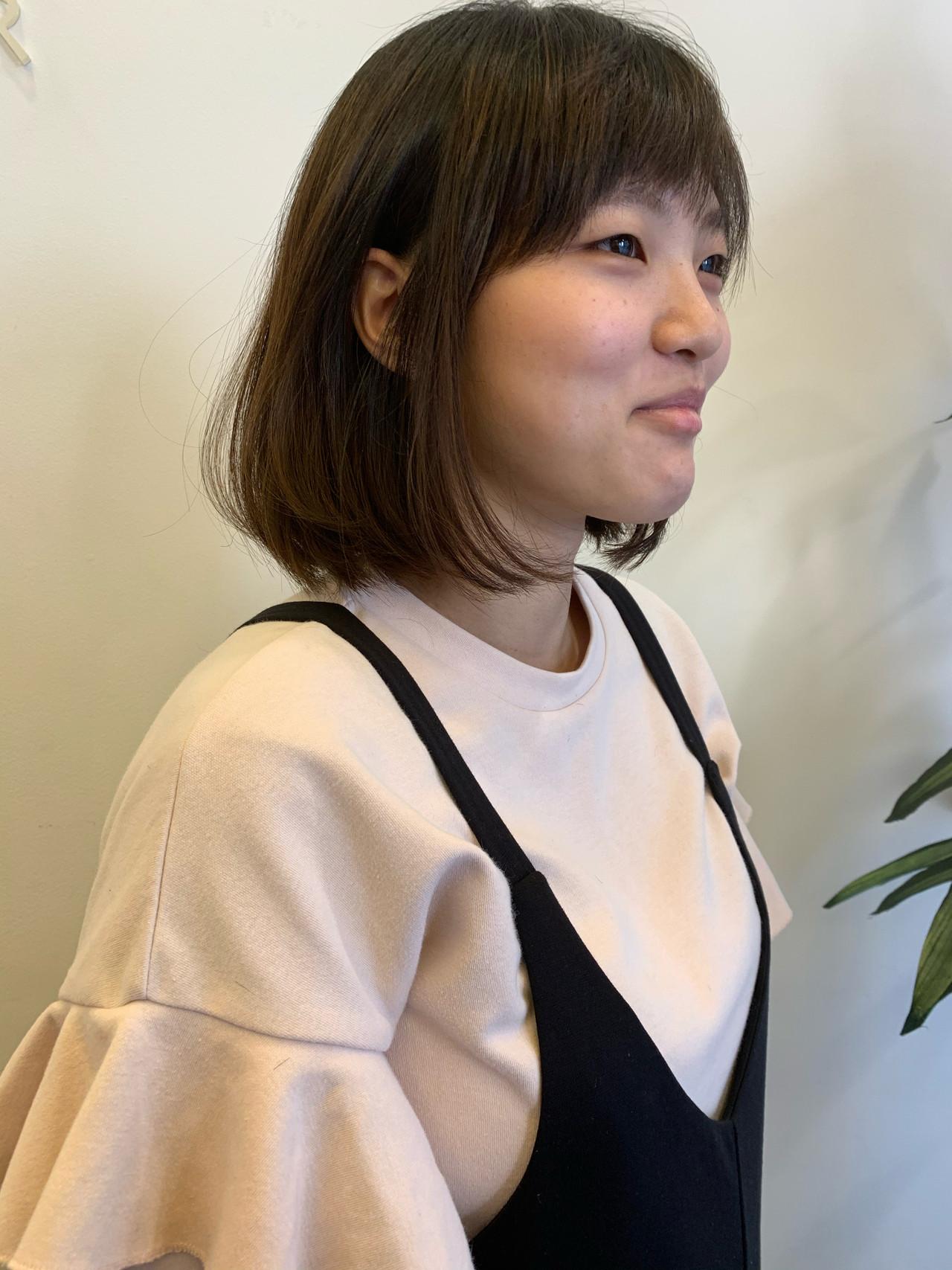 フェミニン ベリーショート ショートヘア ショートボブ ヘアスタイルや髪型の写真・画像 | 飯島 直彬 / SEES HAIR