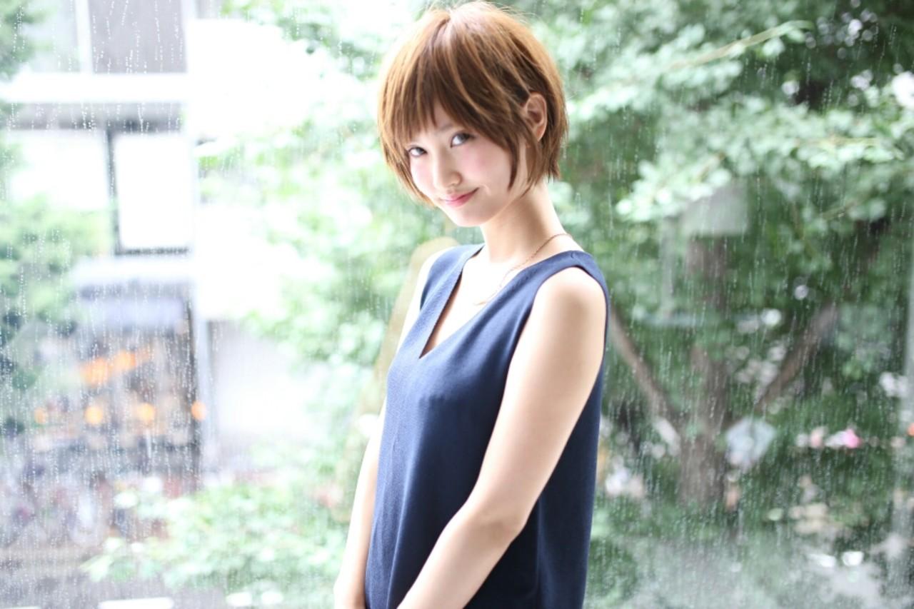 愛され女子のヘアスタイル♡みんなが選んだボブヘアTOP10! 熊倉 洋平 air