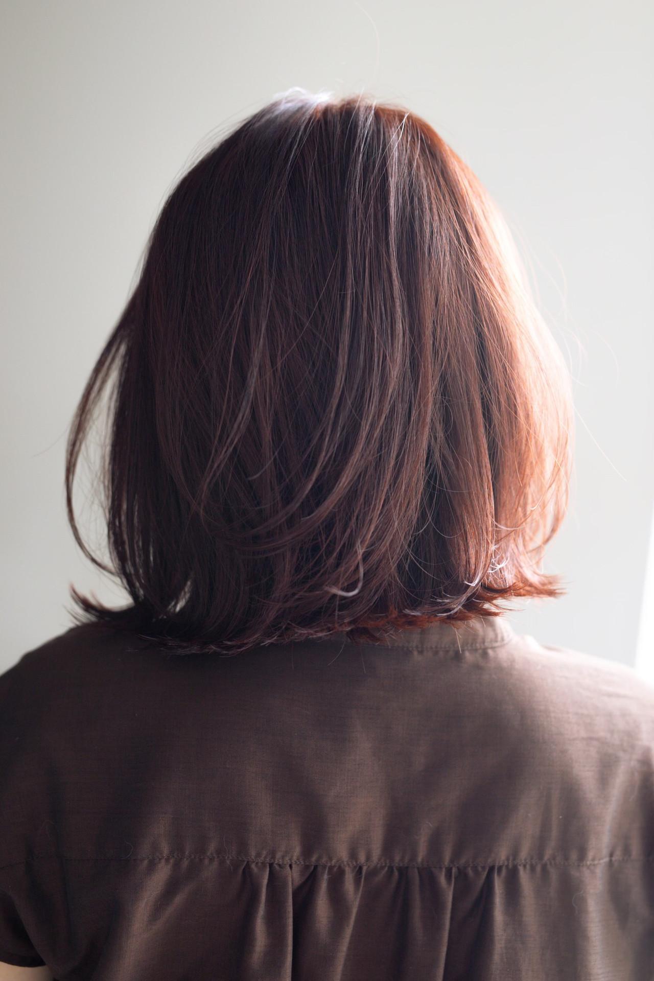 ボブ ボブ ミニボブ ヘアスタイルや髪型の写真・画像