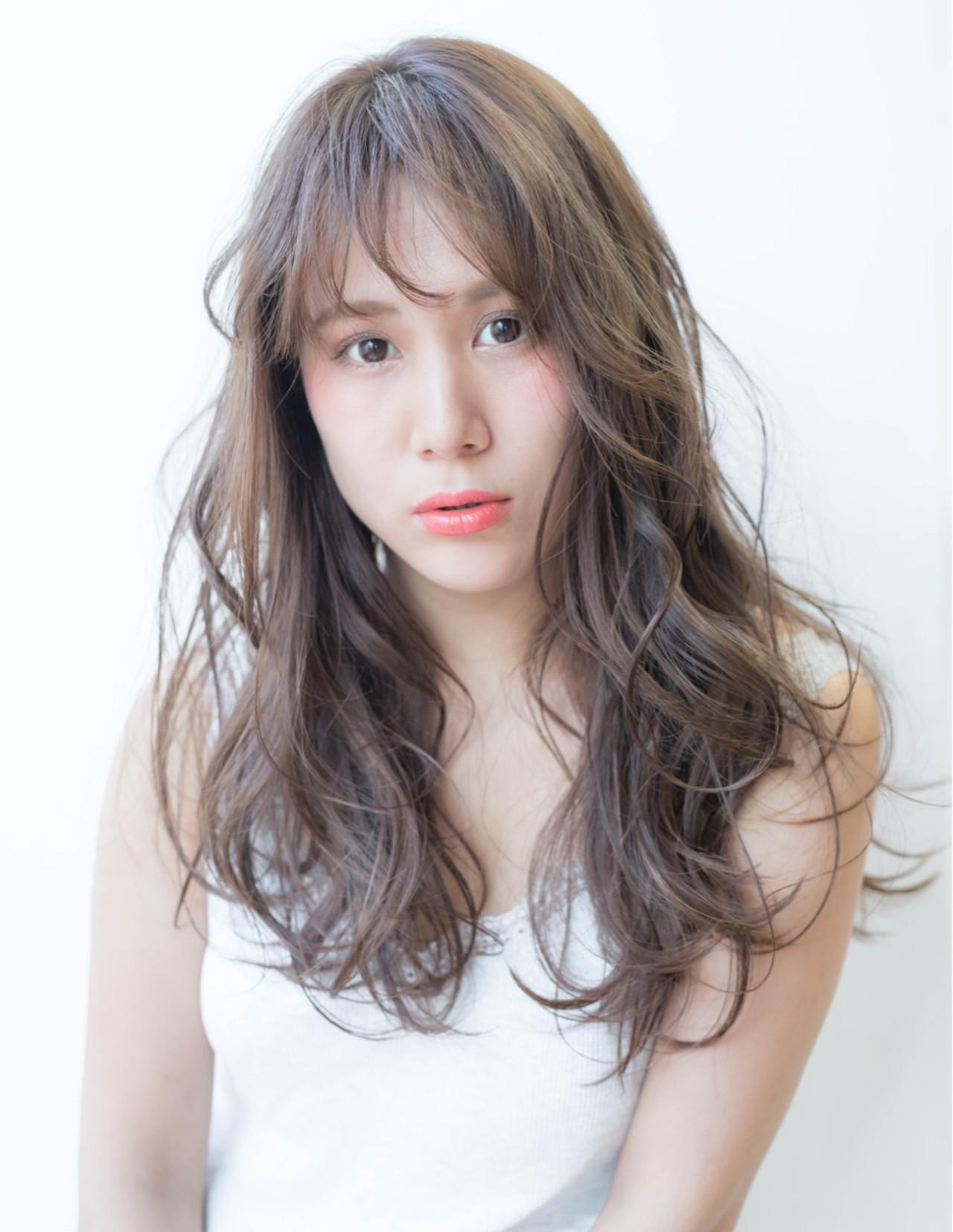 こなれ感 大人女子 フェミニン 透明感 ヘアスタイルや髪型の写真・画像 | Fringe 染谷正 / Fringe Hair Salon