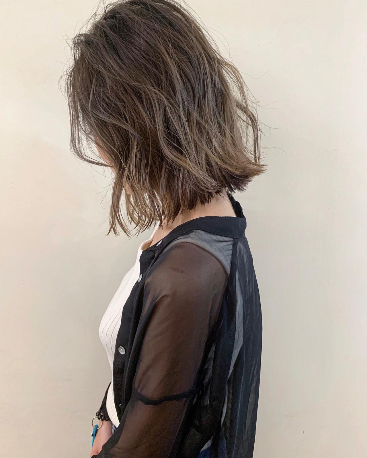 大人かわいい 外国人風 アンニュイほつれヘア ゆるふわ ヘアスタイルや髪型の写真・画像 | yumiko/sapporoSKNOW / SKNOW