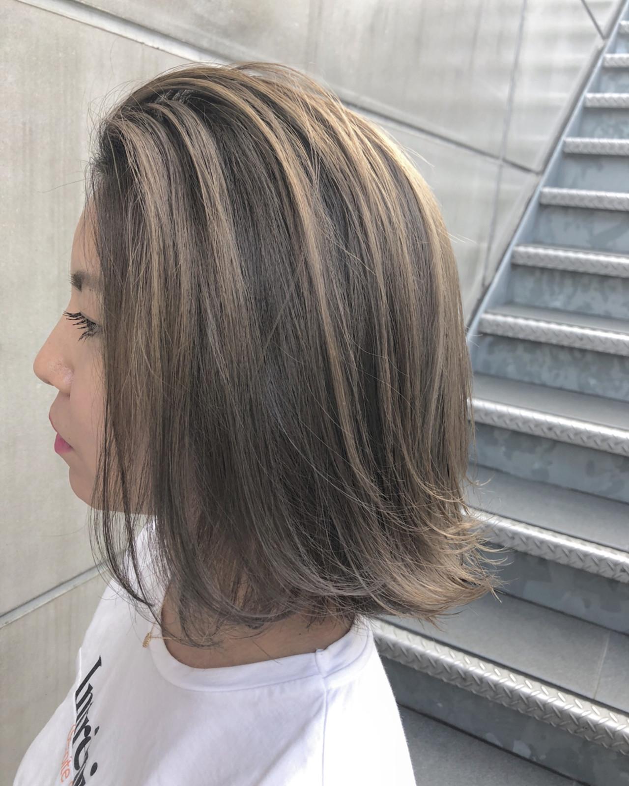 アウトドア 夏 エレガント 簡単ヘアアレンジヘアスタイルや髪型の写真・画像