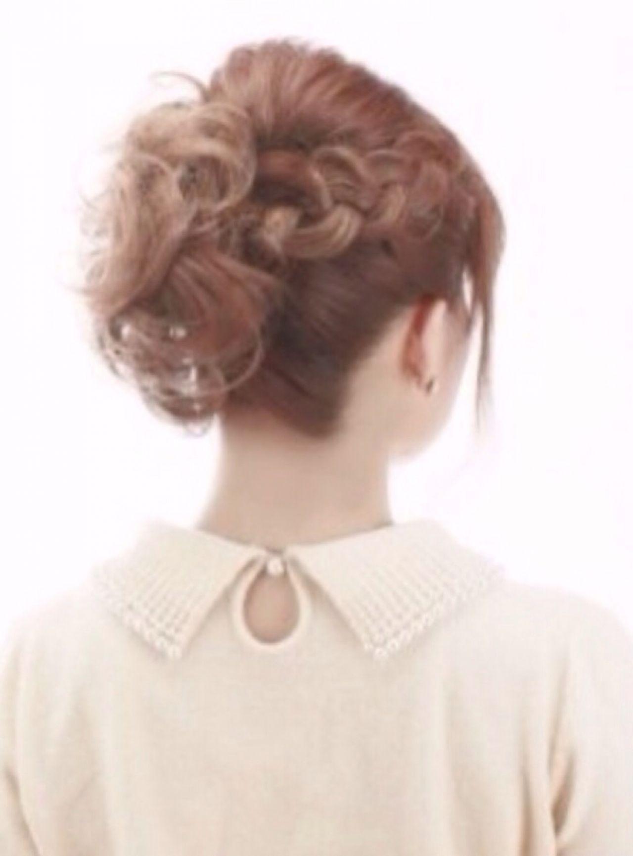 絶対に失敗したくない!クリスマスに向けた愛されヘアアレンジ♡ Miyuki Shibayama