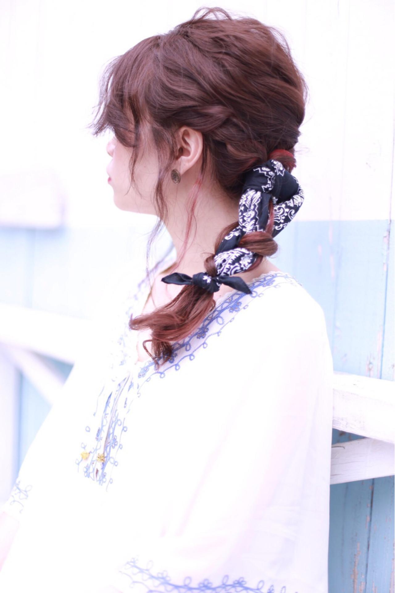 ヘアアレンジ 大人かわいい 簡単ヘアアレンジ ショート ヘアスタイルや髪型の写真・画像   永坂 美由紀 / 西荻窪四百倍美容室