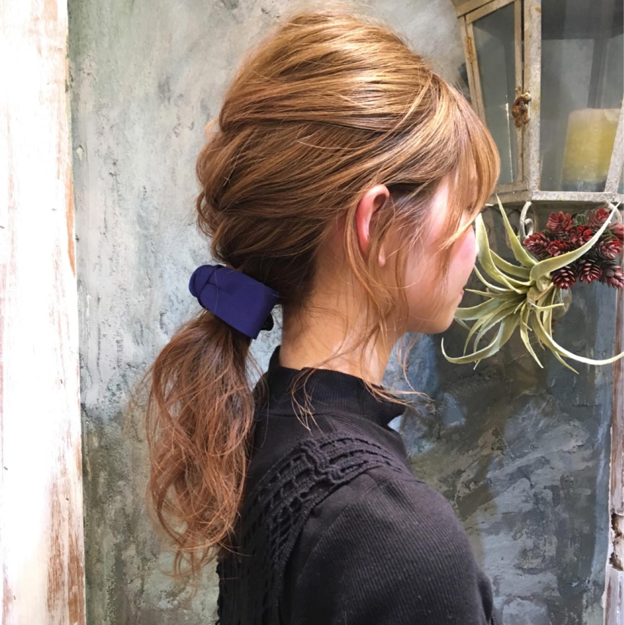 パーマ ショート ヘアアレンジ ハーフアップ ヘアスタイルや髪型の写真・画像 | 西川 賢一 blast / blast