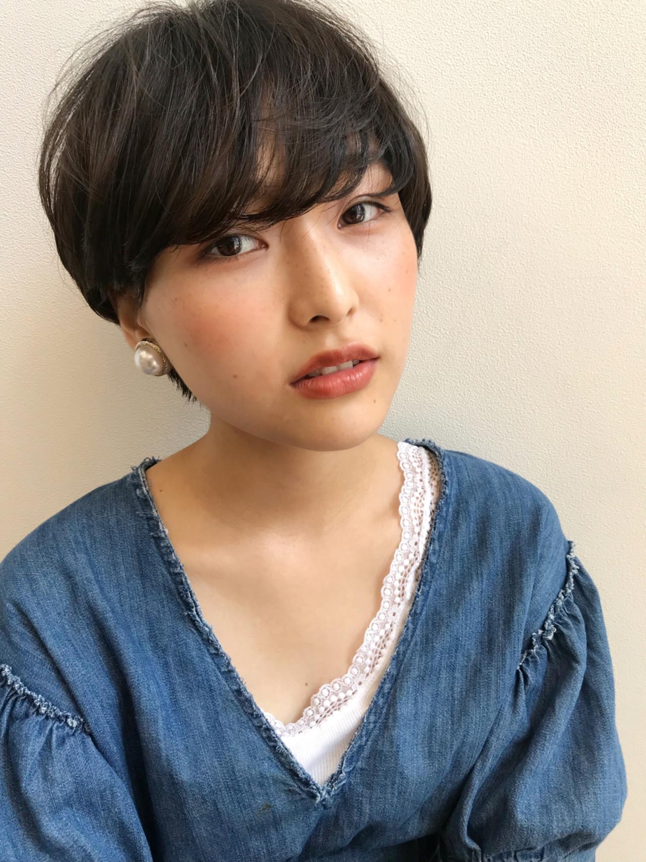 涼しげ ヘアアレンジ デート 結婚式 ヘアスタイルや髪型の写真・画像 | 坂藤友紀 / sand