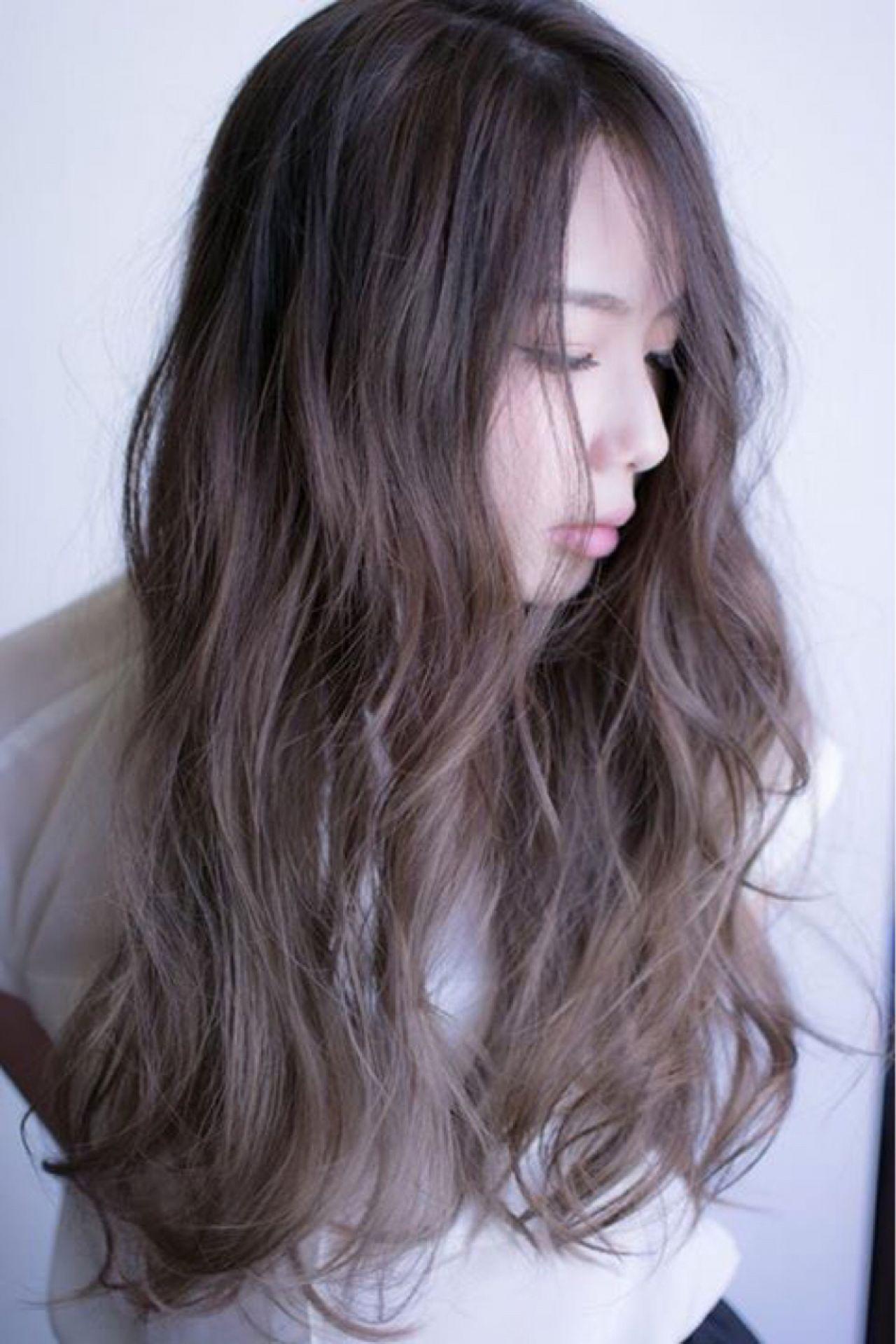 今年の秋冬はいい女に♡「アッシュグレー」で作る上品ヘア 田渕 英和/vicushair