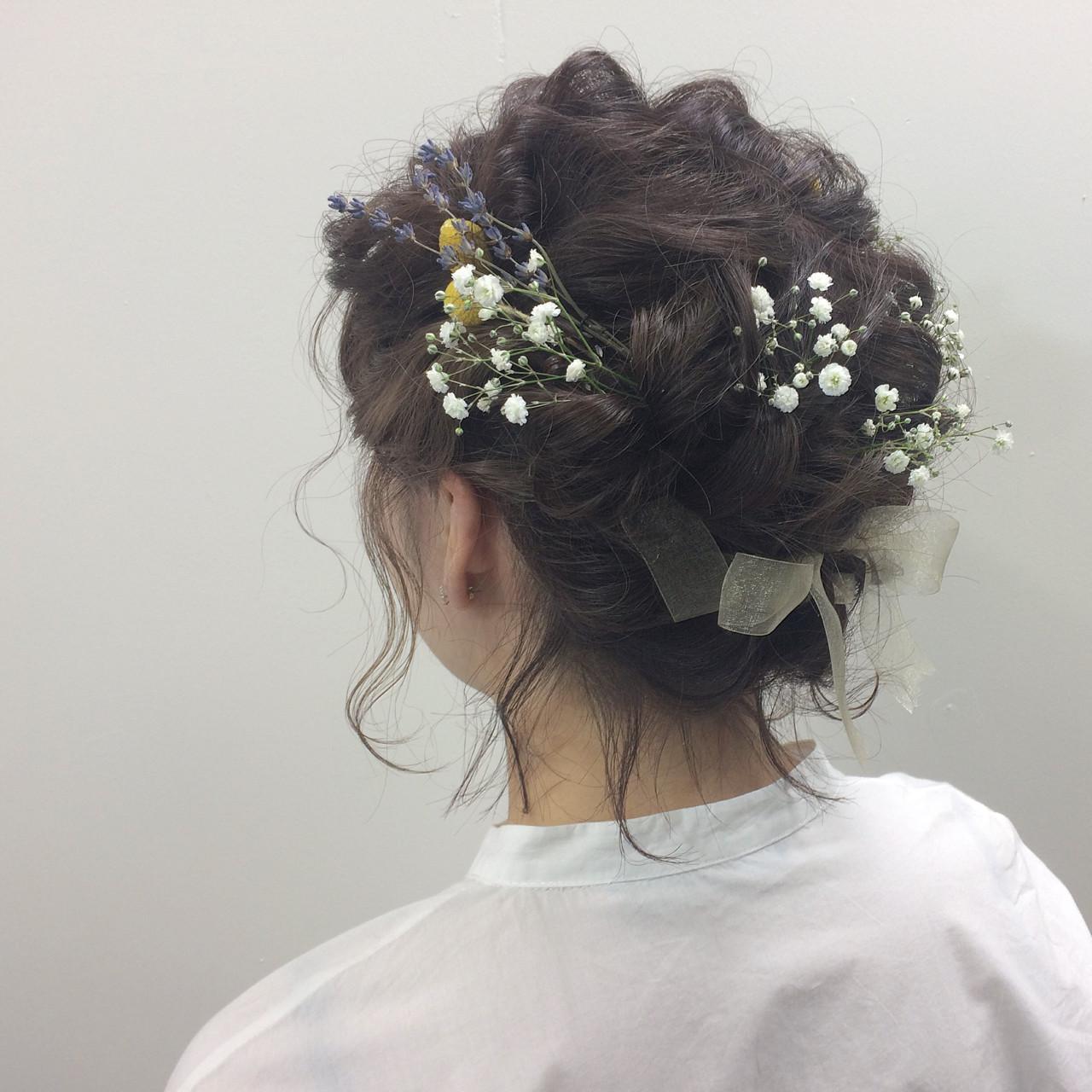 リラックス デート 女子会 ヘアアレンジ ヘアスタイルや髪型の写真・画像   natsuki / seek