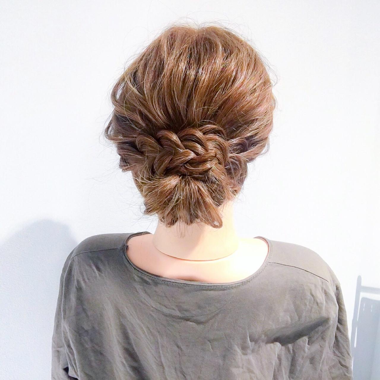ヘアアレンジ フェミニン 簡単ヘアアレンジ ロング ヘアスタイルや髪型の写真・画像 | 美容師HIRO/Amoute代表 / Amoute/アムティ