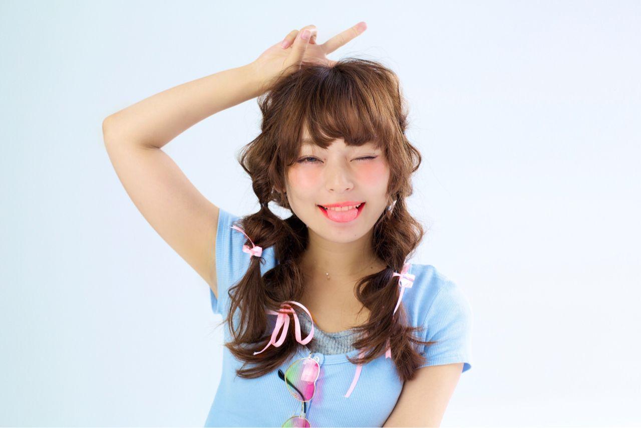 """絶対に真似したくなる髪型カタログ。みんなの""""きゅんっ""""をGETしよっ♡ 木村 直継 / Ash"""
