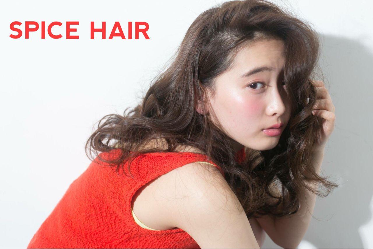 パンク ロング ウェットヘア ストリート ヘアスタイルや髪型の写真・画像 | ハセガワ ヒトシ / Spice Hair