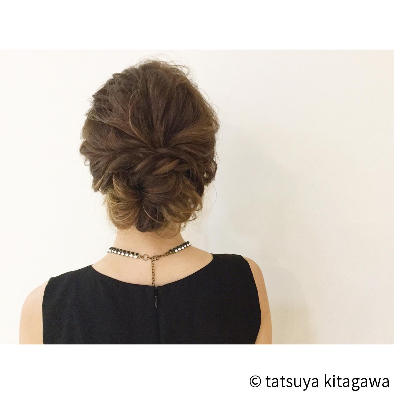 ヘアアレンジ ロング 花嫁 結婚式 ヘアスタイルや髪型の写真・画像 | tatsuya kitagawa / clarity 京都駅前本店